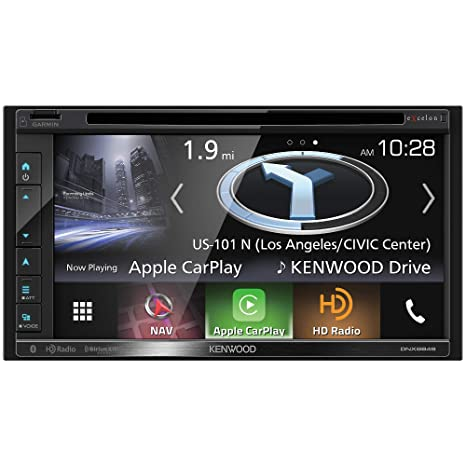 Kenwood Excelon DNX694S In-Dash Navigation with 6 8
