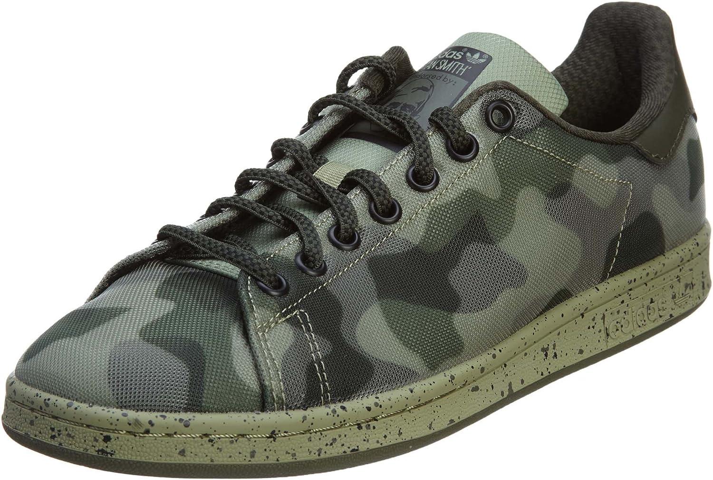 adidas Originals Mens Stan Smith Adicolor Leather Lifestyle Fashion Sneakers