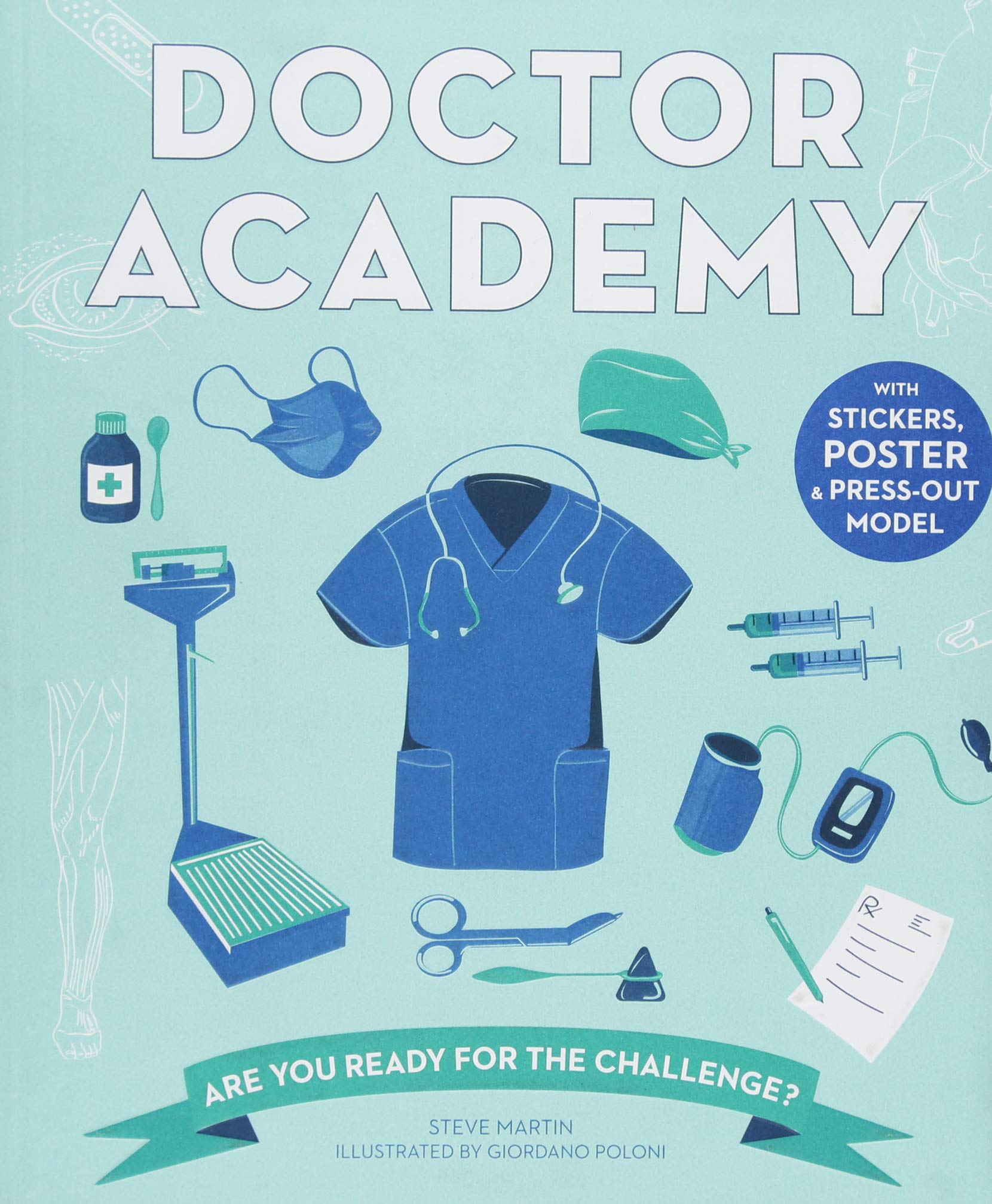 Download Doctor Academy: Are you ready for the challenge? pdf epub