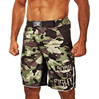 Leone 1947 Camo - Pantalones Cortos MMA Unisex