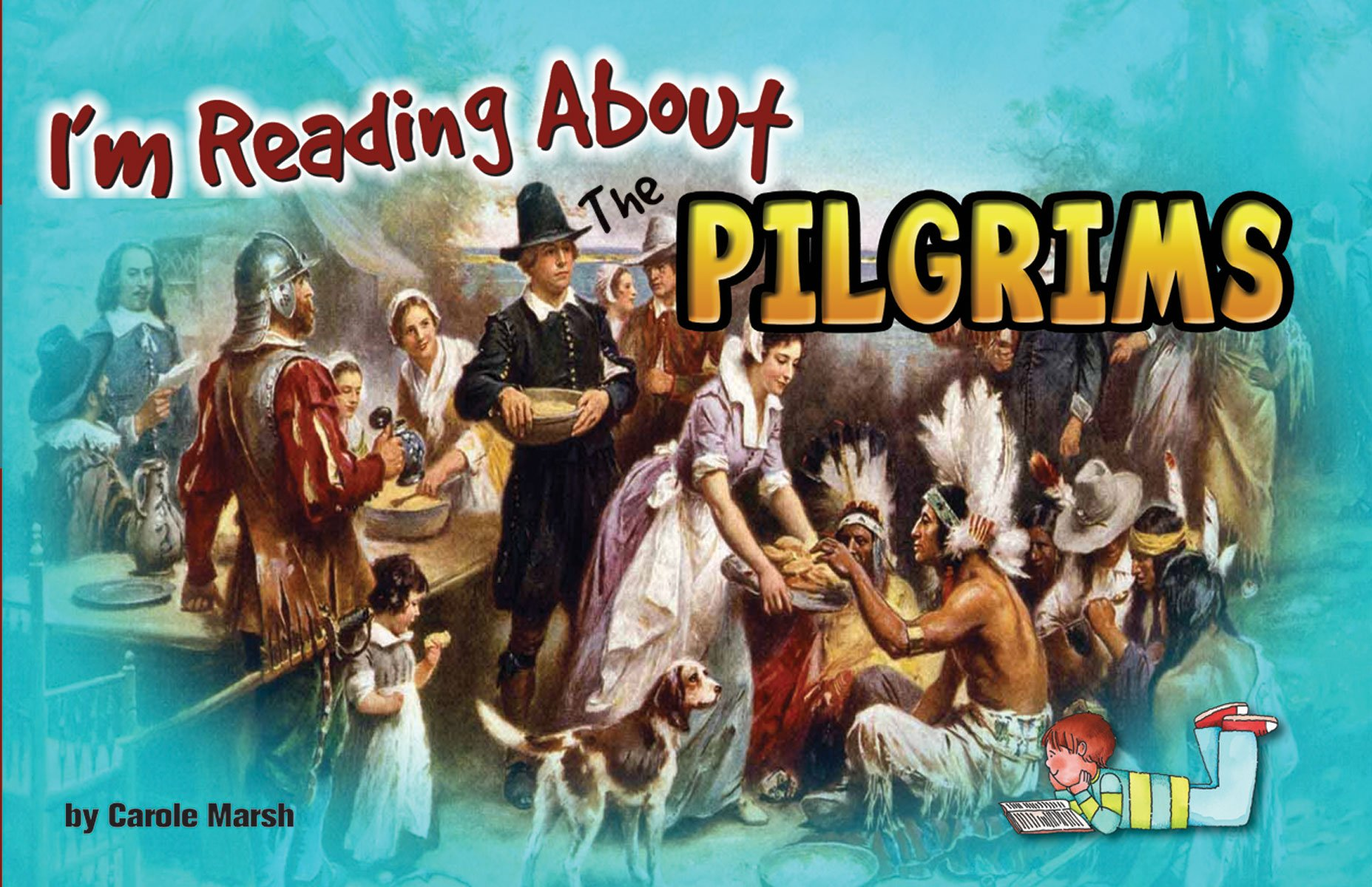 Download I'm Reading About the Pilgrims pdf epub