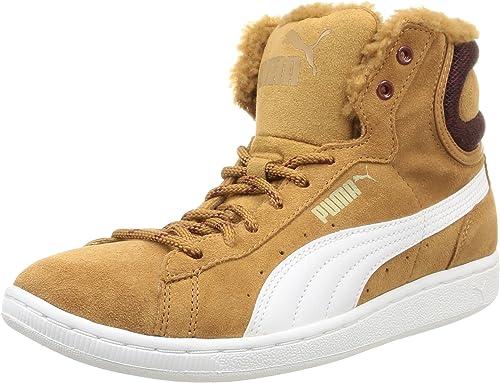 PUMA VIKKY MID WTR Sneaker Damen Kinder Winterschuhe