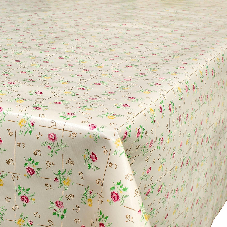 Wachstuchtischdecke Modern Robust Bunt Größe wählbar abwaschbare Tischdecke karo