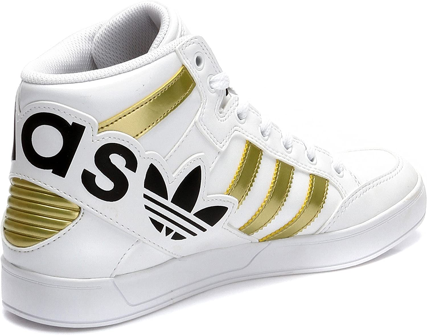 adidas Hardcourt Hi Big Logo K Sneaker (36 23):