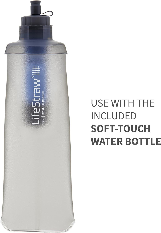 LifeStraw Flex, sistema de filtración de agua multifuncional con ...