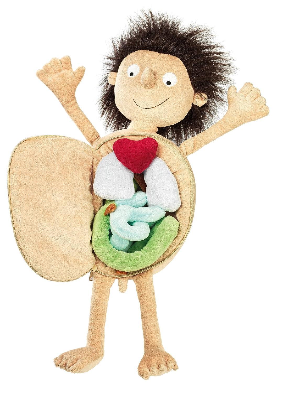 Sigikid Erwin and Rosi Educational Doll Erwin: Amazon.co.uk: Toys ...