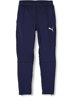 PUMA Liga Knitted K Pantalones Deportivos de Fútbol, Niños: Amazon ...