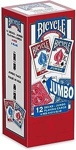 Bicycle Jumbo Playing Cards