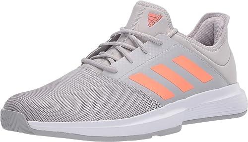 adidas Men's Gamecourt M Sneaker, Grey