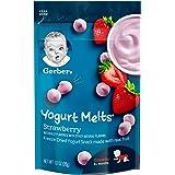Gerber 嘉宝 Graduates 酸奶溶豆 (草莓味) 1 盎司(28g) (7包装)