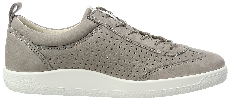 Ecco Damen Soft Soft Damen 1 Sneaker Grau (Warm Grau) d113d3