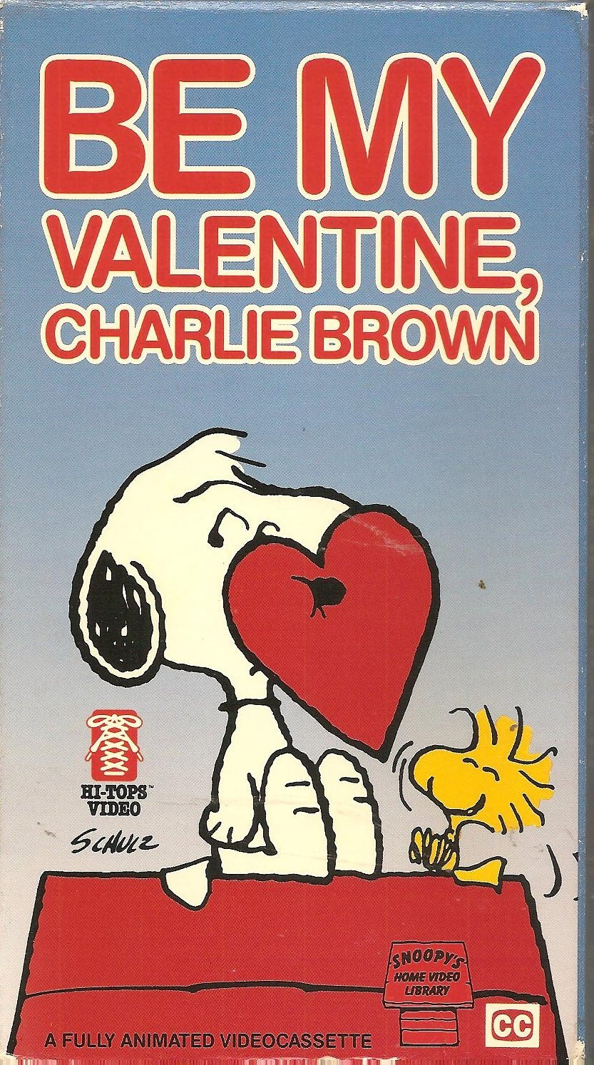 amazoncom be my valentine charlie brown movies tv - Charlie Brown Valentine Video