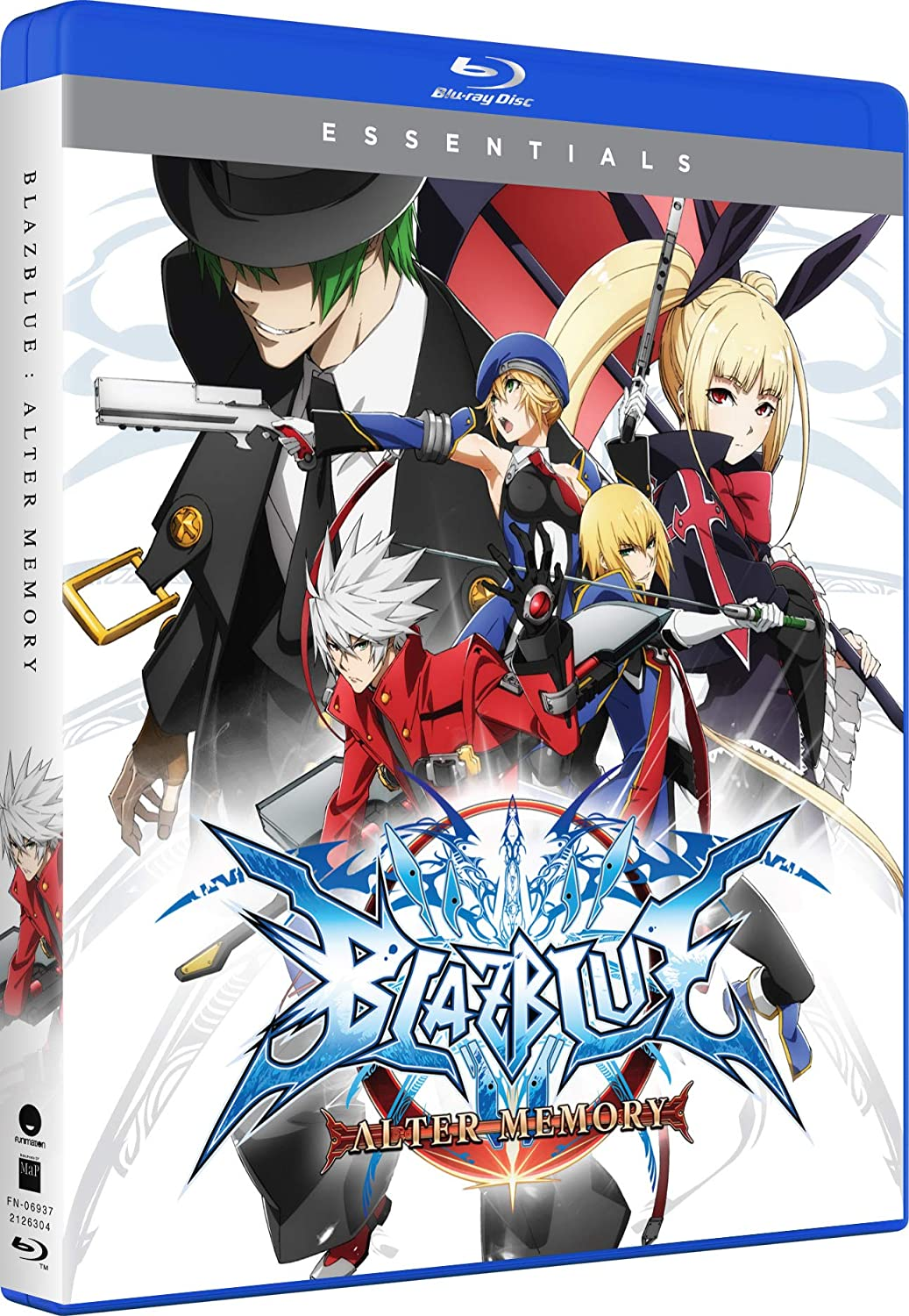 Amazon Opens Pre-Orders For BlazBlue: Alter Memory Complete Series Blu-Ray Set