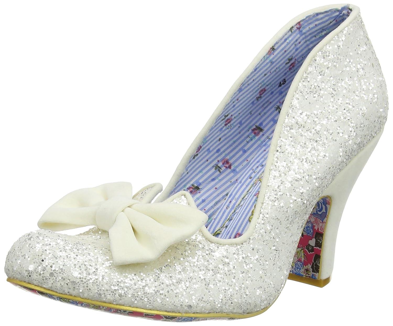 TALLA 42 EU. Irregular Choice Nick Of Time, Zapatos de Tacón Mujer