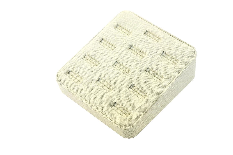 12-Ring Regal Pak /® New Linen Ring Tray 5 X 5-3//4 X 2H