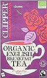 Clipper Tè English Breakfast Fair Trade - 20 Filtri