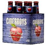 Cider Boys Brewing, Cider First Press, 6pk, 12 Fl