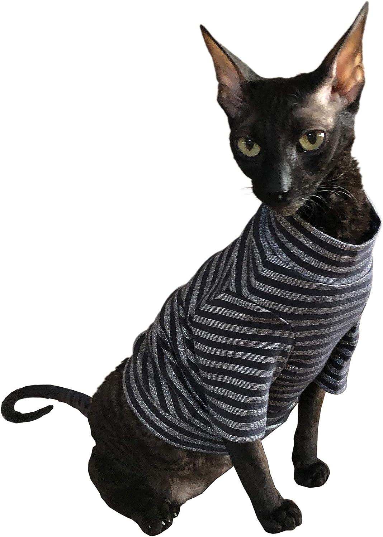 XS Kotomoda Cats Cotton Sweater Tonight dinner
