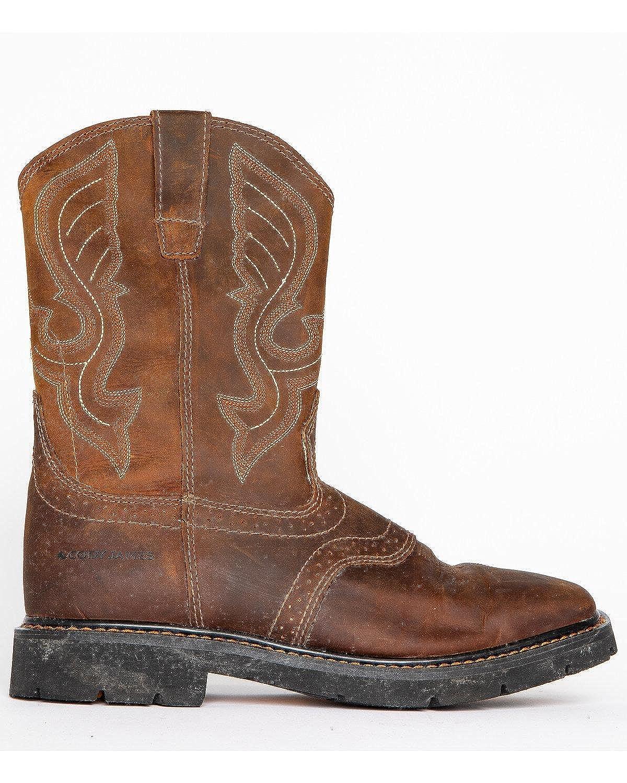 65978e4e748 Cody James Men's Western Work Boot Square Toe - C9mr8