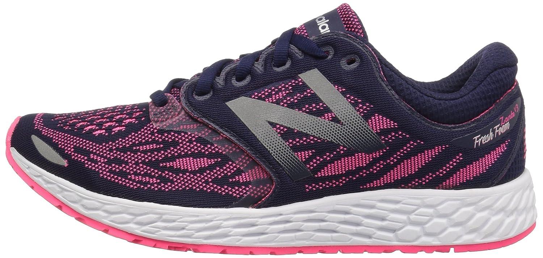 New Balance Women's ZanteV2 Breathe Running Shoe B01FSJ559S Pink 8 B(M) US|Dark Denim/Alpha Pink B01FSJ559S fb6b43