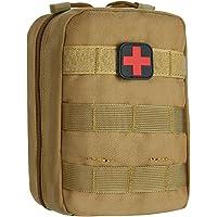 JSBelle MOLLE Rip-Away EMT Medical Primeros Auxilios IFAK Blowout Pouch (Solo Bolsa)