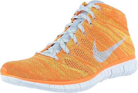 Nike Free Flyknit Chukka - Zapatillas de running para hombre ...