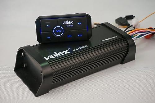 Velex Marine 4 Channel Class A/B Amplifier