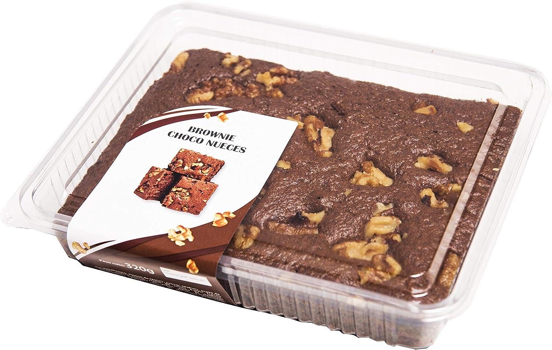 Lázaro Brownie 1 Unidad 320 g Pack de 4: Amazon.es: Alimentación y bebidas