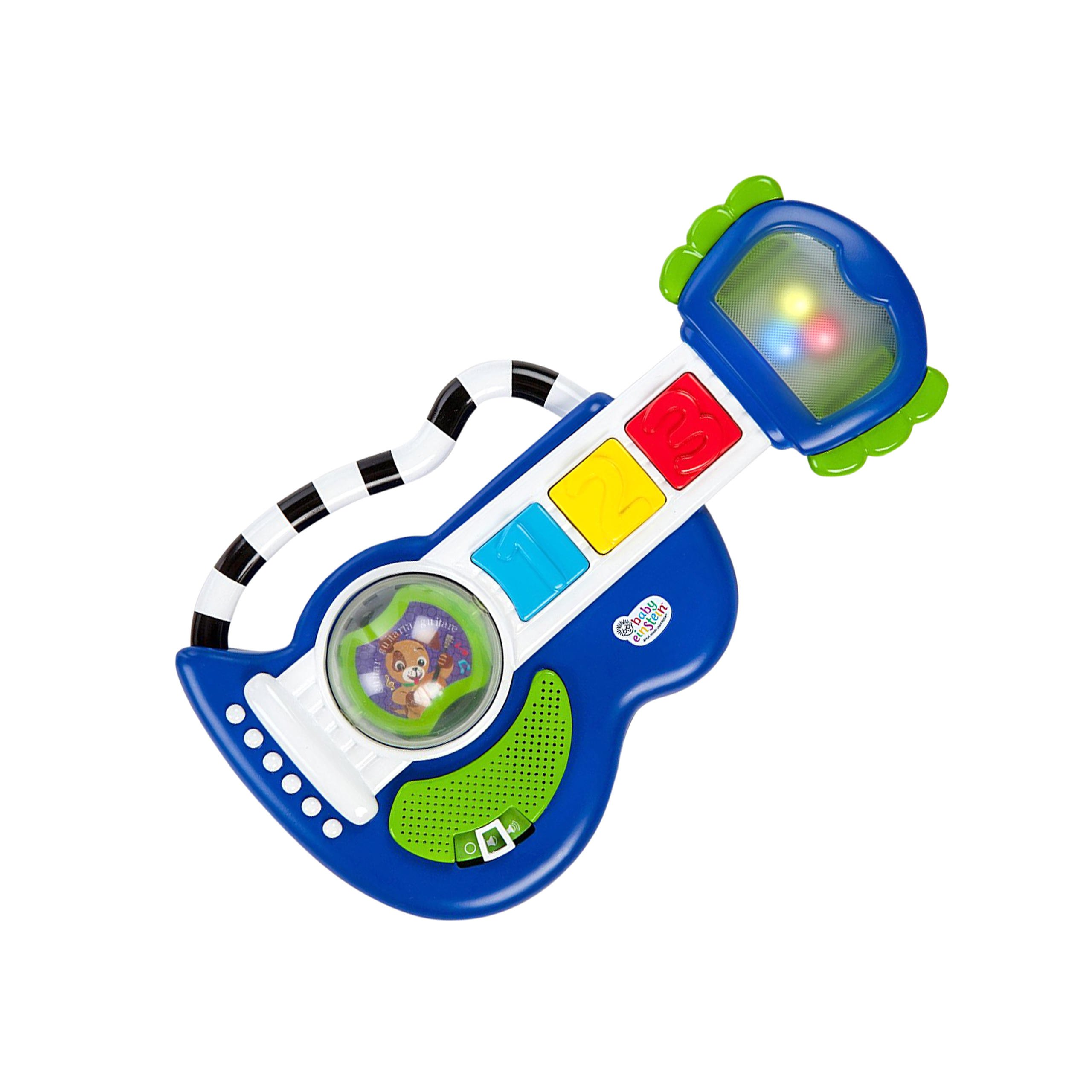 Baby Einstein Rock Light and Roll Guitar Toy