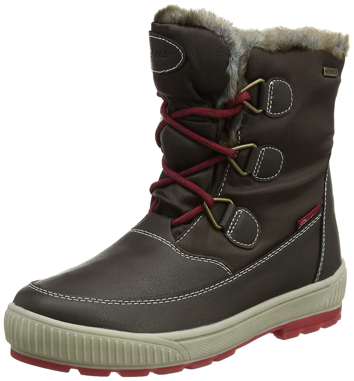 Skechers Damen Woodland Stiefel, Schokoladenbraun, M  38 EU|Braun (Chocolate)