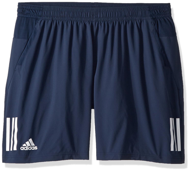 Adidas Mens Tennis Club 3 Stripes Short S1807M505-P