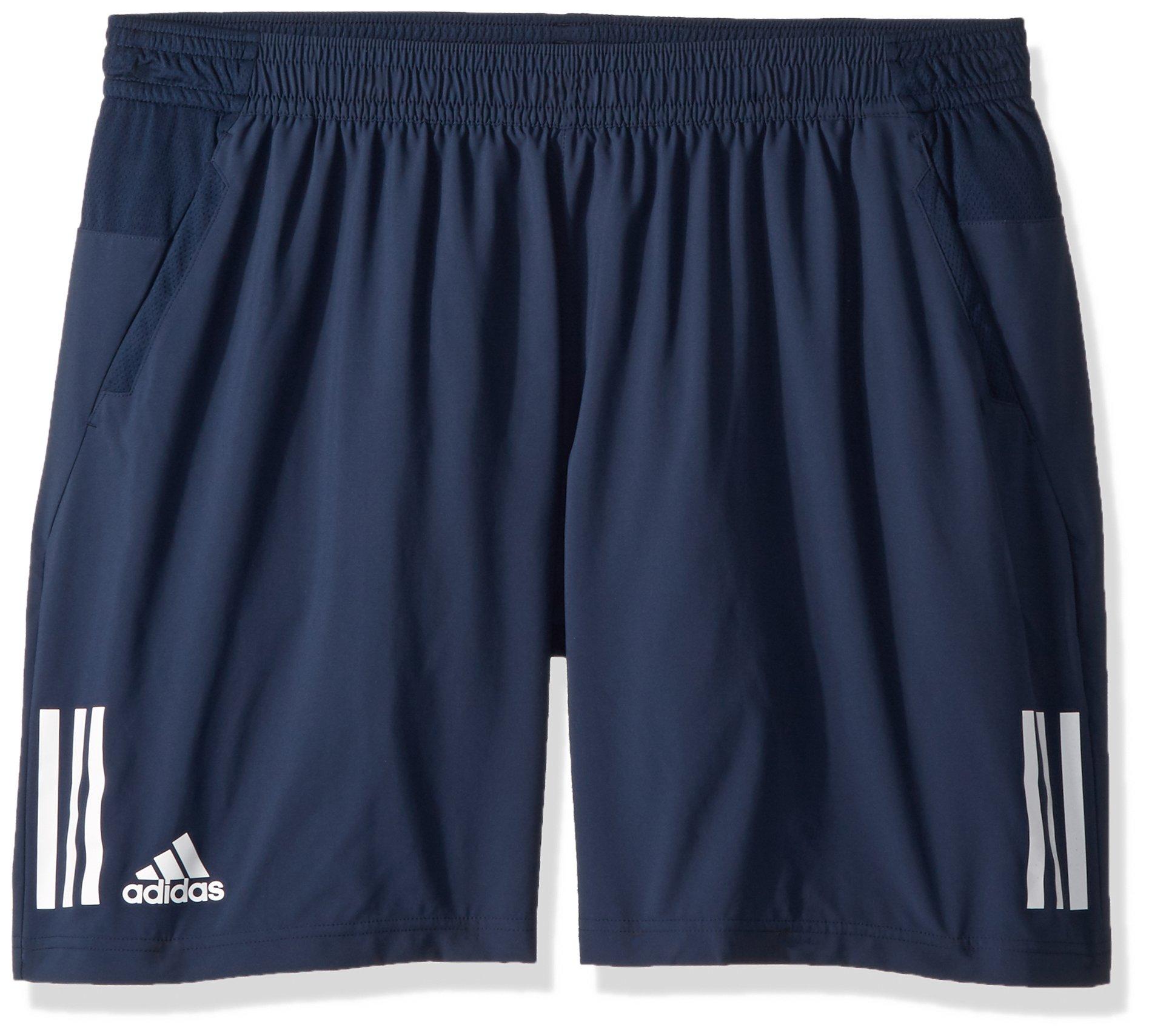 adidas Men's Tennis Club 3 Stripes