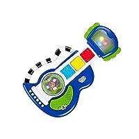 Baby Einstein Rock, Light & Roll Guitar Musical Toy, Ages 3 Months +