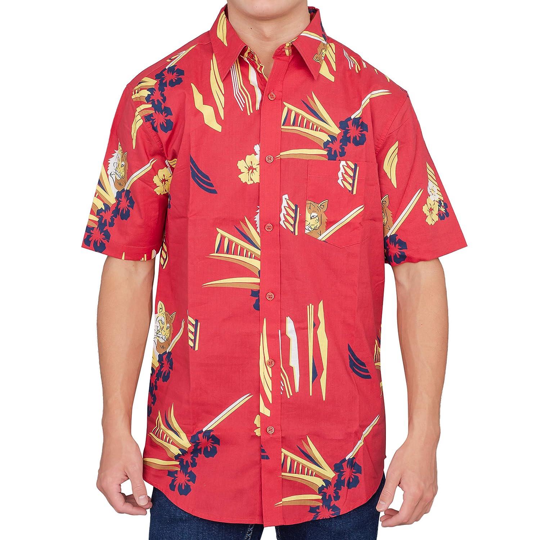 Amazon Com Scarface Tony Montana Hawaiian Adult Costume
