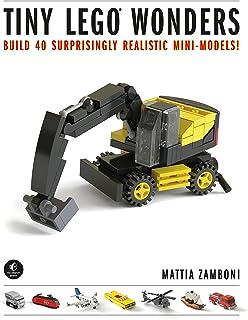 Tiny LEGO Wonders: Build 40 Surprisingly Realistic Mini Models!