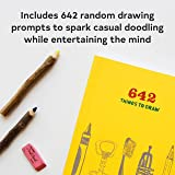 642 Things to Draw: Inspirational Sketchbook to