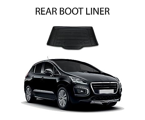OMTEC alfombrilla de maletero de coche, para Peugeot 3008 57113511 Aftermarket partes