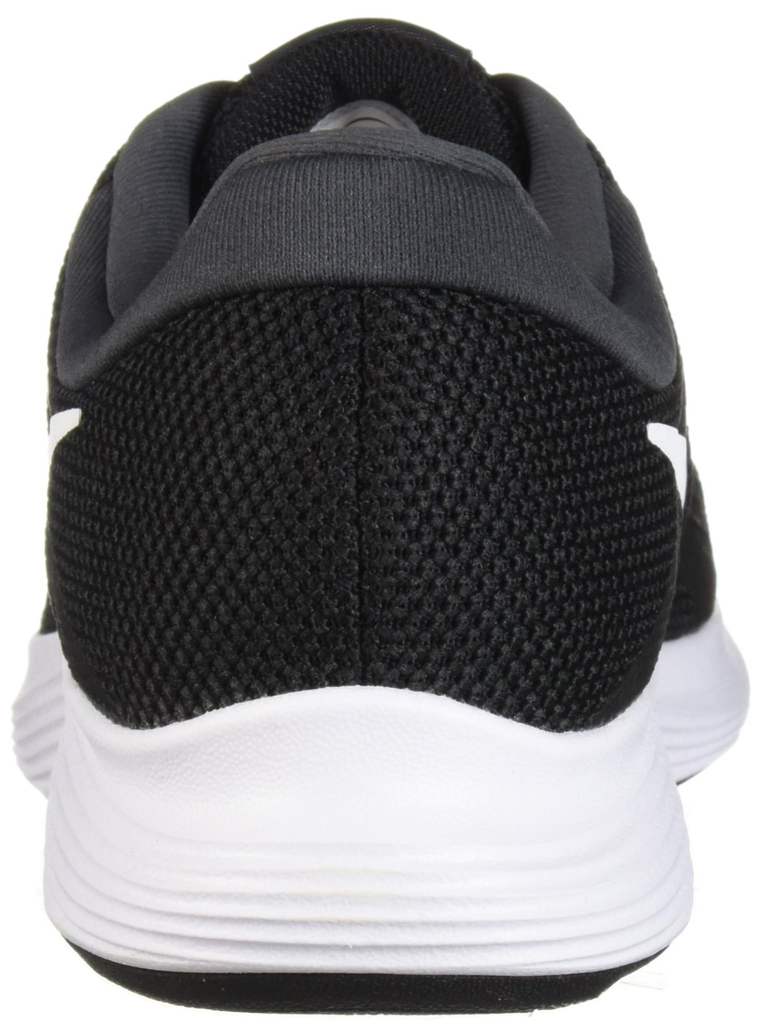 Nike Men's Revolution 4 Running Shoe, Black/White-Anthracite, 6.5 Regular US by Nike (Image #2)
