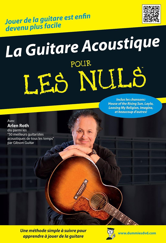 guitare acoustique pour les nuls