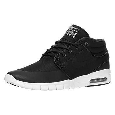 Nike 'Stefan SB 'Stefan Nike Janoski Air Max Mid' schwarz/schwarz Metallic Silver c8f4d5