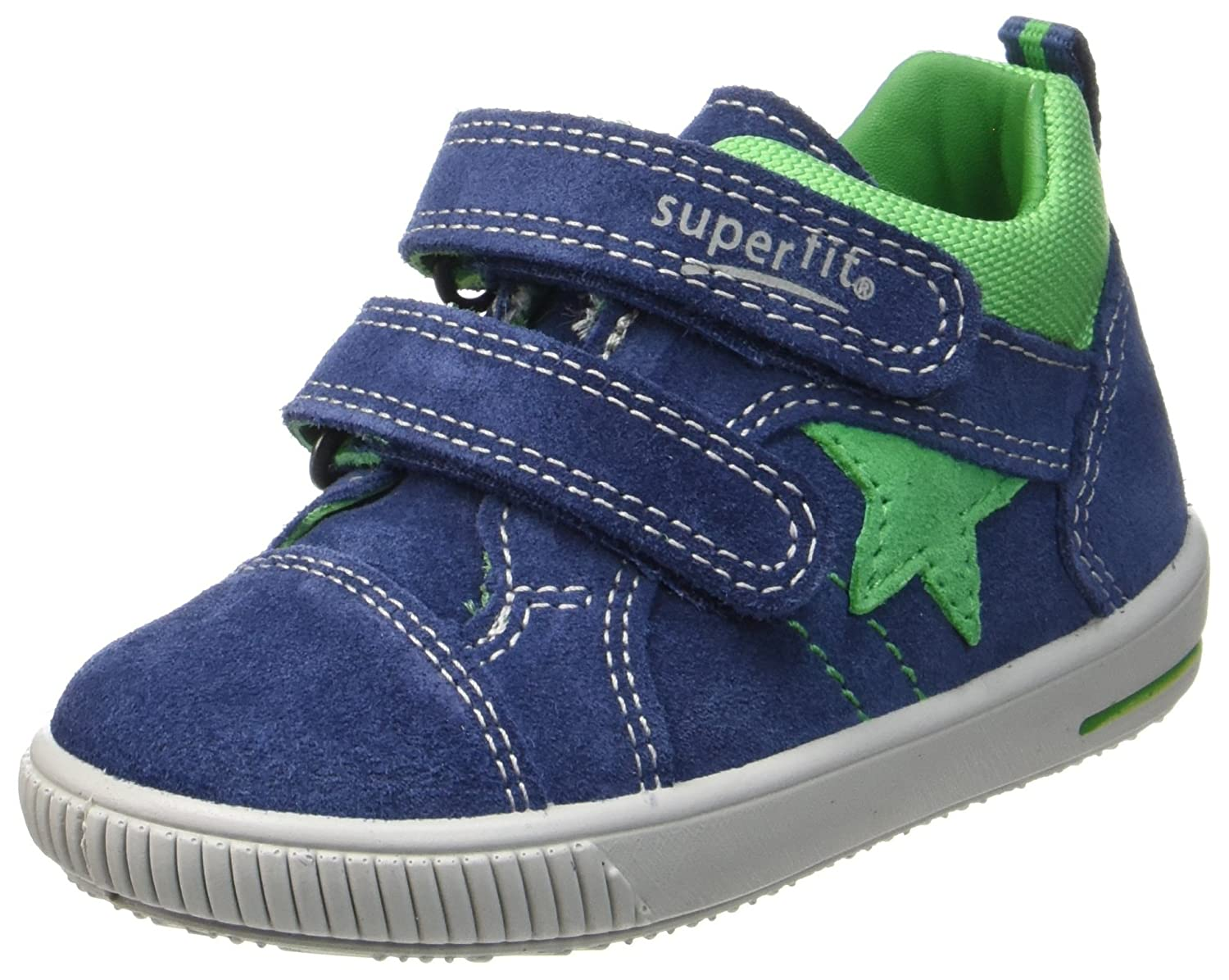 Superfit Baby Boys' Moppy Trainers 100352