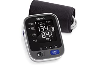 #4 Omron 10 Series Upper Arm Blood Pressure Monitor with Cuff that fits Standard and Large Arms