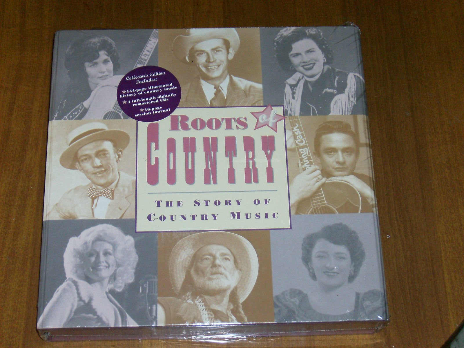 Roots of Country: The Story of Country Music