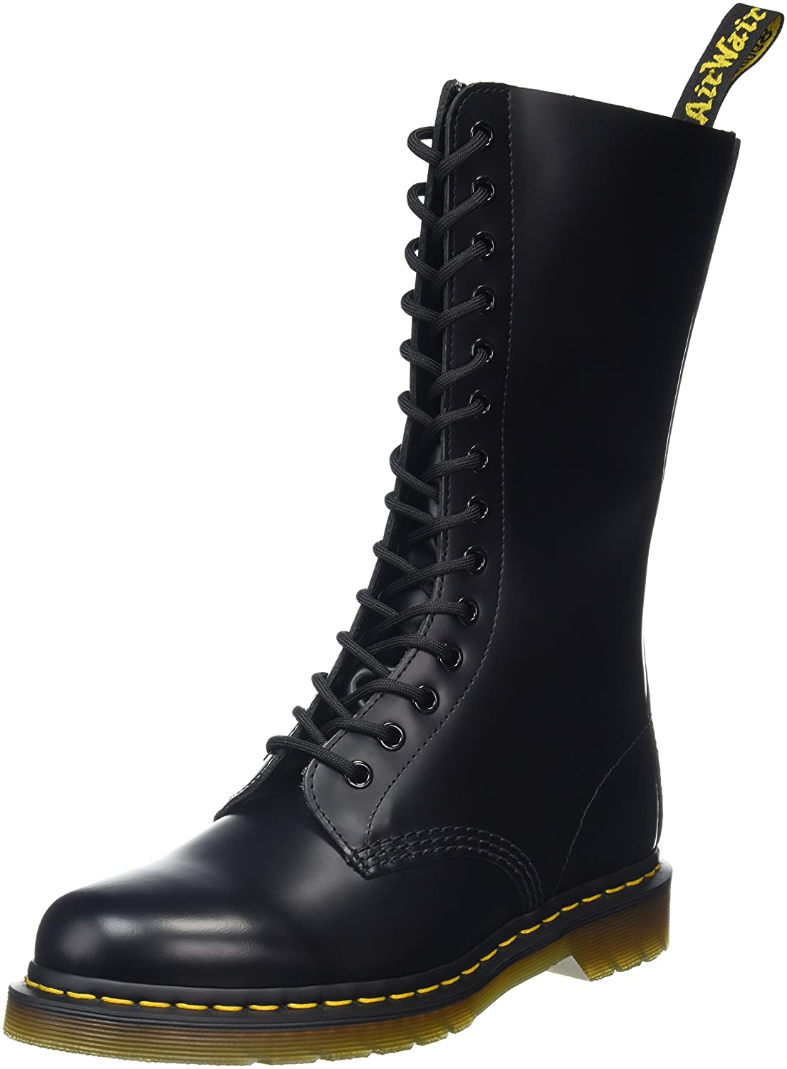 Dr. Boot Martens Original 14 Eye Boot Dr. B000NX40UK 13 F(M) UK|Black 009987