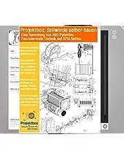 Seilwinde selber bauen: Deine Projektbox inkl. 460 Original-Patenten bringt Dich mit Spaß ans Ziel!