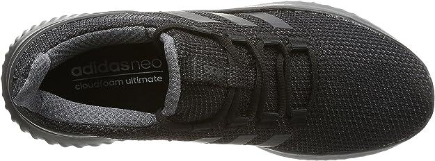 adidas Herren Cloudfoam Ultimate Sneaker, grau
