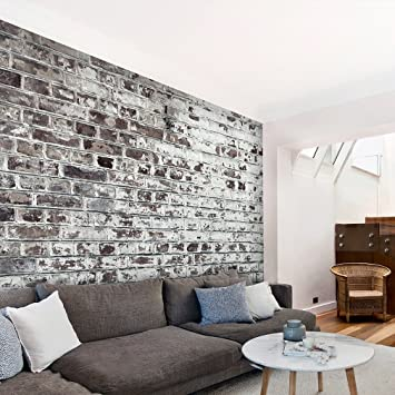 decomonkey | Fototapete Steinwand Steine 400x280 cm XXL | Design ...