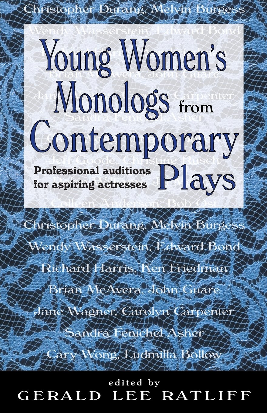Young Women's Monologues from Contemporary Plays: Professional