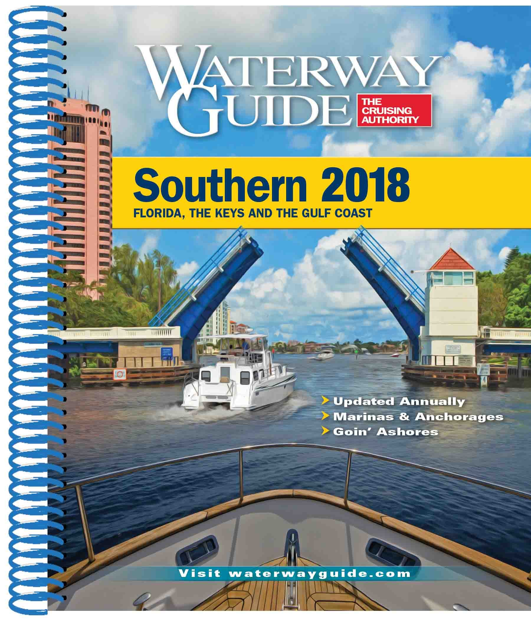 Waterway Guide Southern 2018: Florida, the Keys and the Gulf Coast ebook