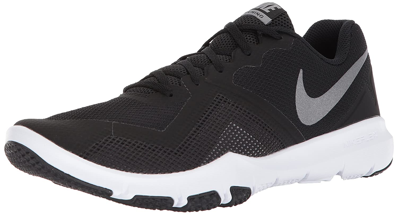 MultiCouleure (noir Mtlc Cool gris Cool gris blanc 000) Nike Flex Control II, Chaussures de Running Compétition Homme 47 EU